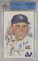 Yogi Berra [BVGAuthentic] #/10,000