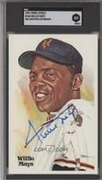 Willie Mays /10000 [SGC Authentic Authentic]