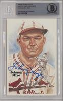 Johnny Mize /10000 [BAS Certified Encased by BGS]