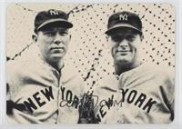 Bill Dickey, Lou Gehrig