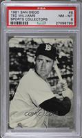 Ted Williams [PSA 8 NM‑MT]