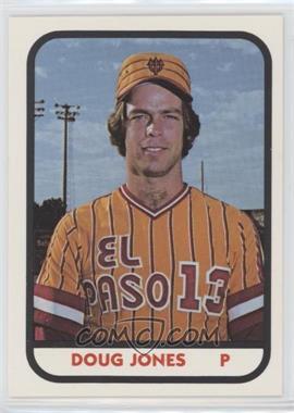1981 TCMA Minor League - [Base] #911 - Doug Jones