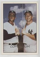 Roger Maris, Mickey Mantle