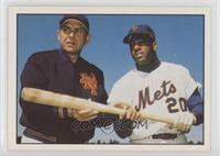 Gil Hodges, Tommie Agee