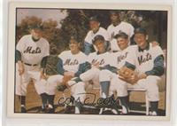 Gil Hodges, Clem Labine, Cookie Lavagetto, Roger Craig, Don Zimmer, Charley Nea…