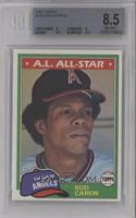 Rod Carew [BGS 8.5 NM‑MT+]