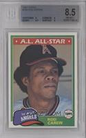 Rod Carew [BGS 8.5]