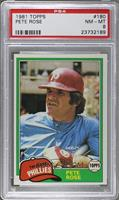 Pete Rose [PSA 8 NM‑MT]