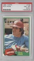 Pete Rose [PSA 8 NM‑MT (OC)]