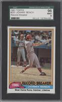 Johnny Bench [SGC 96]