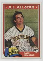 Paul Molitor [Good to VG‑EX]