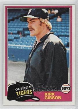 1981 Topps - [Base] #315 - Kirk Gibson