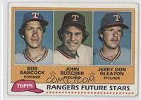 Bob Babcock, John Butcher, Jerry Don Gleaton