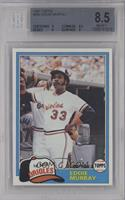 Eddie Murray [BGS 8.5 NM‑MT+]