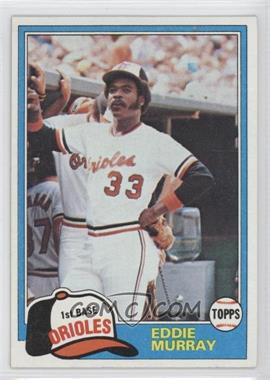 1981 Topps - [Base] #490 - Eddie Murray