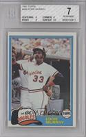 Eddie Murray [BGS 7 NEAR MINT]