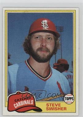 1981 Topps - [Base] #541 - Steve Swisher