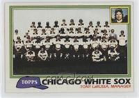Team Checklist - Chicago White Sox