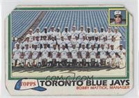 Team Checklist - Toronto Blue Jays [PoortoFair]