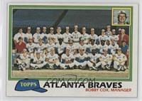 Team Checklist - Atlanta Braves