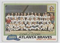Team Checklist - Atlanta Braves [PoortoFair]