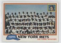 Team Checklist - New York Mets
