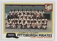 Team Checklist - Pittsburg Pirates