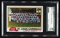 Team Checklist - St. Louis Cardinals [SGC10GEM]