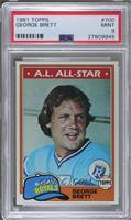 George Brett [PSA 9 MINT]
