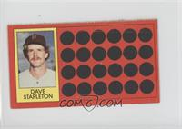 Dave Stapleton (Baseball Hat Offer!)