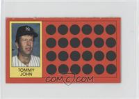 Tommy John (Baseball Hat Offer!)