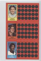 Jim Palmer, Mike Hargrove, Lance Parrish