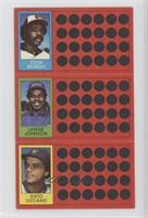 Eddie Murray, Lamar Johnson, Sixto Lezcano