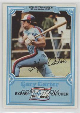 1981 Topps Drake's Big Hitters - [Base] #23 - Gary Carter