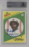 Eddie Murray [BGS AUTHENTIC AUTOGRAPH]