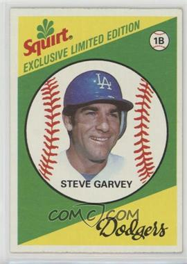 1981 Topps Squirt Exclusive Limited Edition - Food Issue [Base] #4 - Steve Garvey