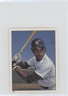 1981 Topps Stickers - [Base] #108 - Willie Randolph