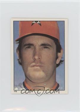 1981 Topps Stickers - [Base] #173 - Nolan Ryan