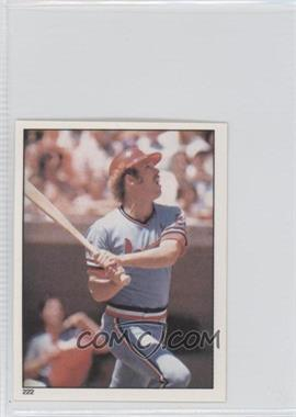 1981 Topps Stickers - [Base] #222 - Ken Oberkfell