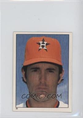 1981 Topps Stickers - [Base] #30 - Nolan Ryan
