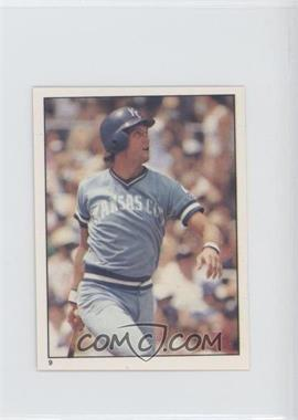 1981 Topps Stickers - [Base] #9 - George Brett