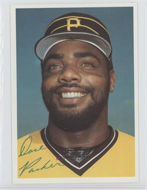 1981 Topps Super National - [Base] #DAPA - Dave Parker