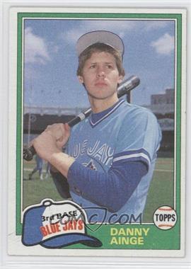 1981 Topps Traded - [Base] #727 - Danny Ainge