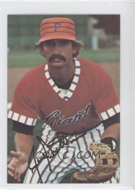 1981 Valley National Bank Phoenix Giants - [Base] #21 - Joe Pettini
