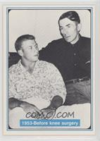Mickey Mantle, Tom Greenwade