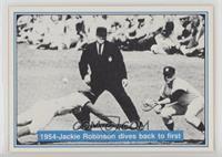 Jackie Robinson, Mickey Mantle