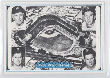 1982 ASA The Mickey Mantle Story - [Base] #36 - Mickey Mantle