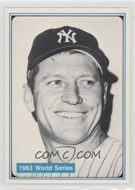 1982 ASA The Mickey Mantle Story - [Base] #49 - Mickey Mantle