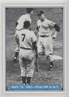 Mickey Mantle, Cliff Mapes