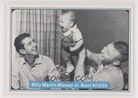 Billy Martin, Mickey Mantle